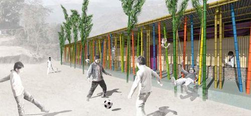 Bamboo_school