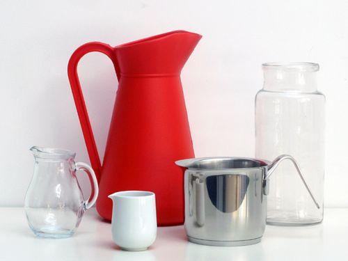 Jugs, jars & pitchers