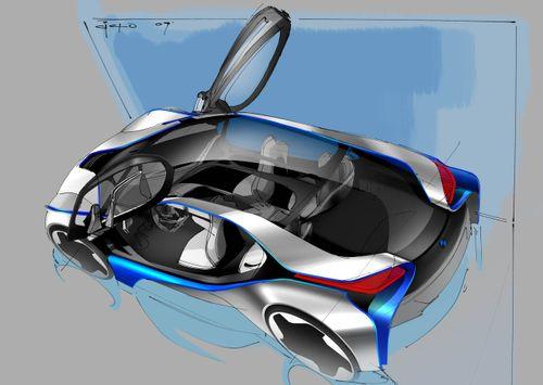 Vision EfficientDynamics concept car02